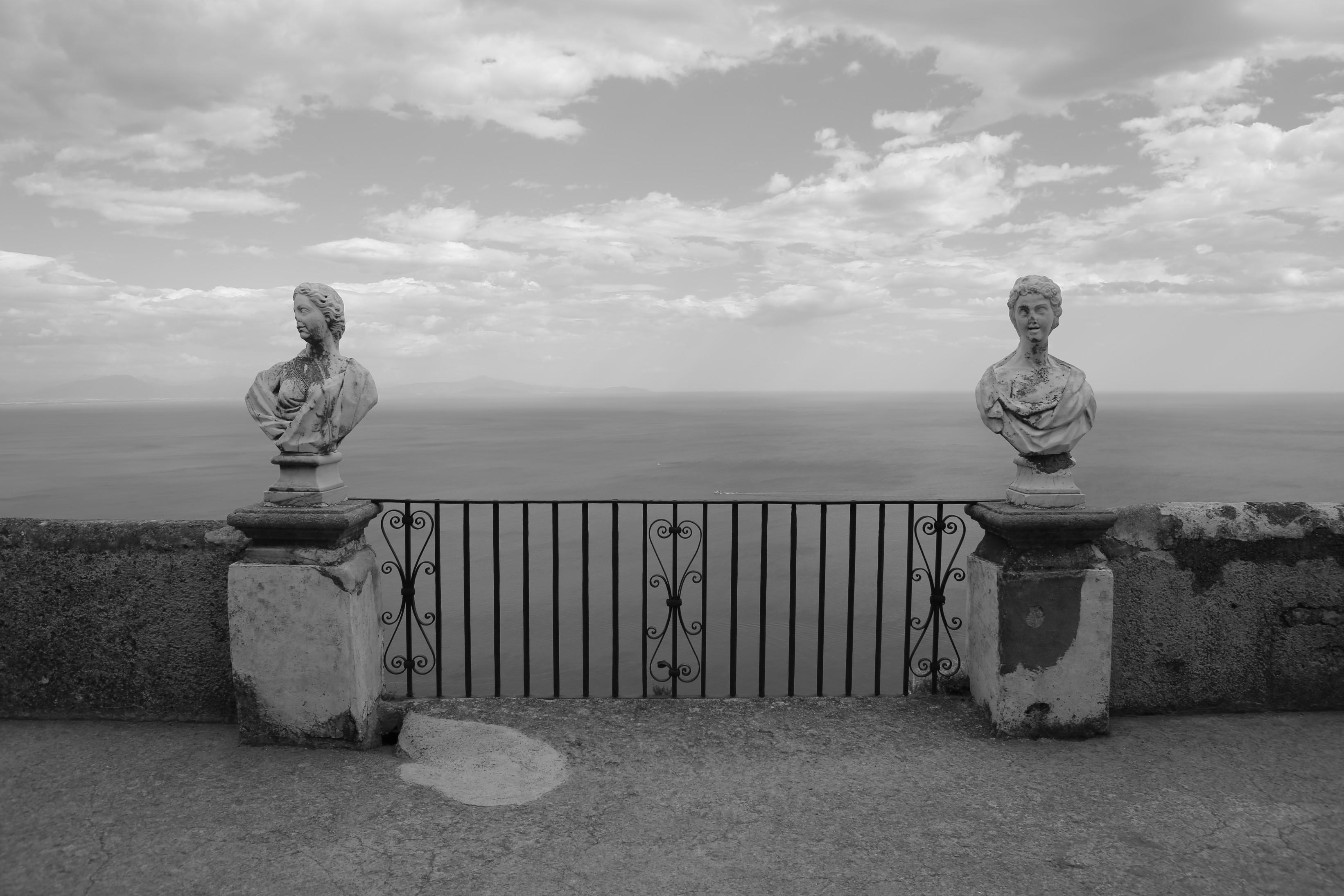 fotografia | arte | memoria | storia | ravello | bianco e nero | rhamely