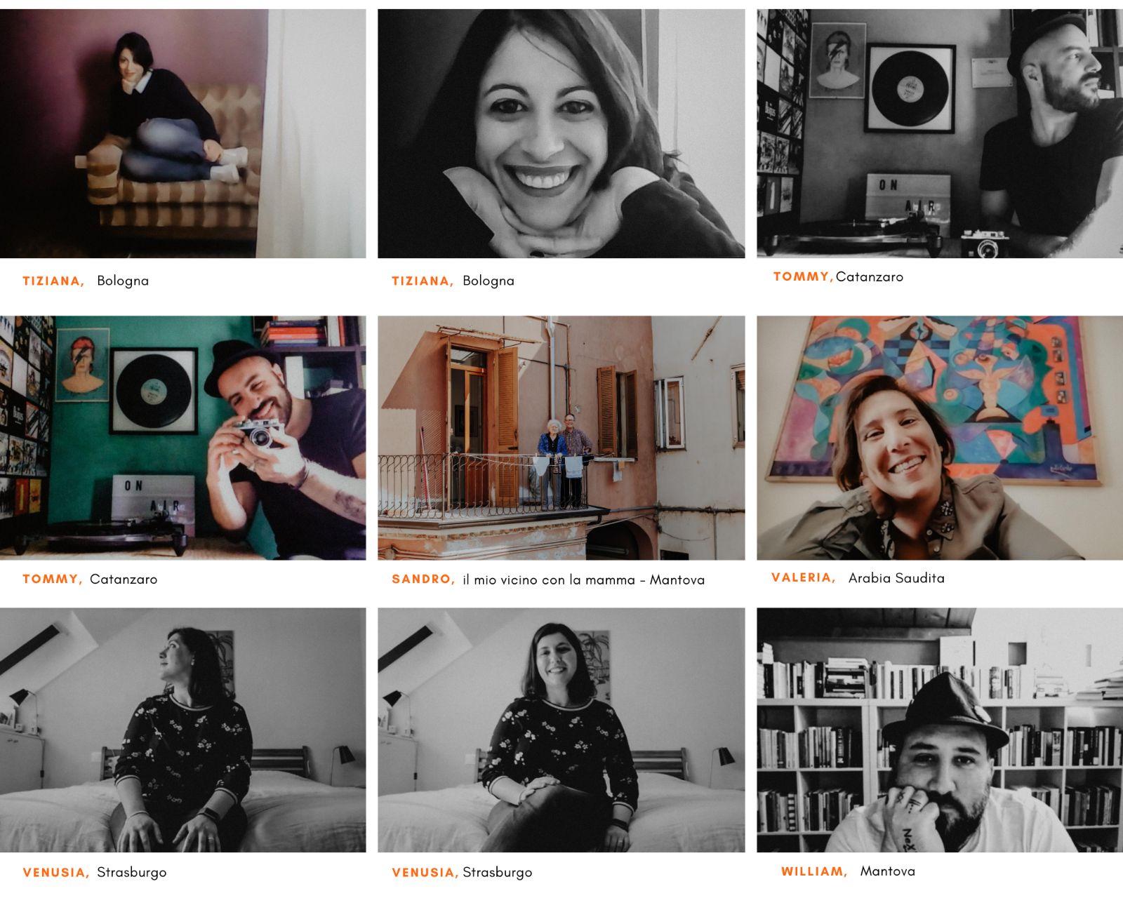 quarantena | progetto | fotografia | rhamely | libro