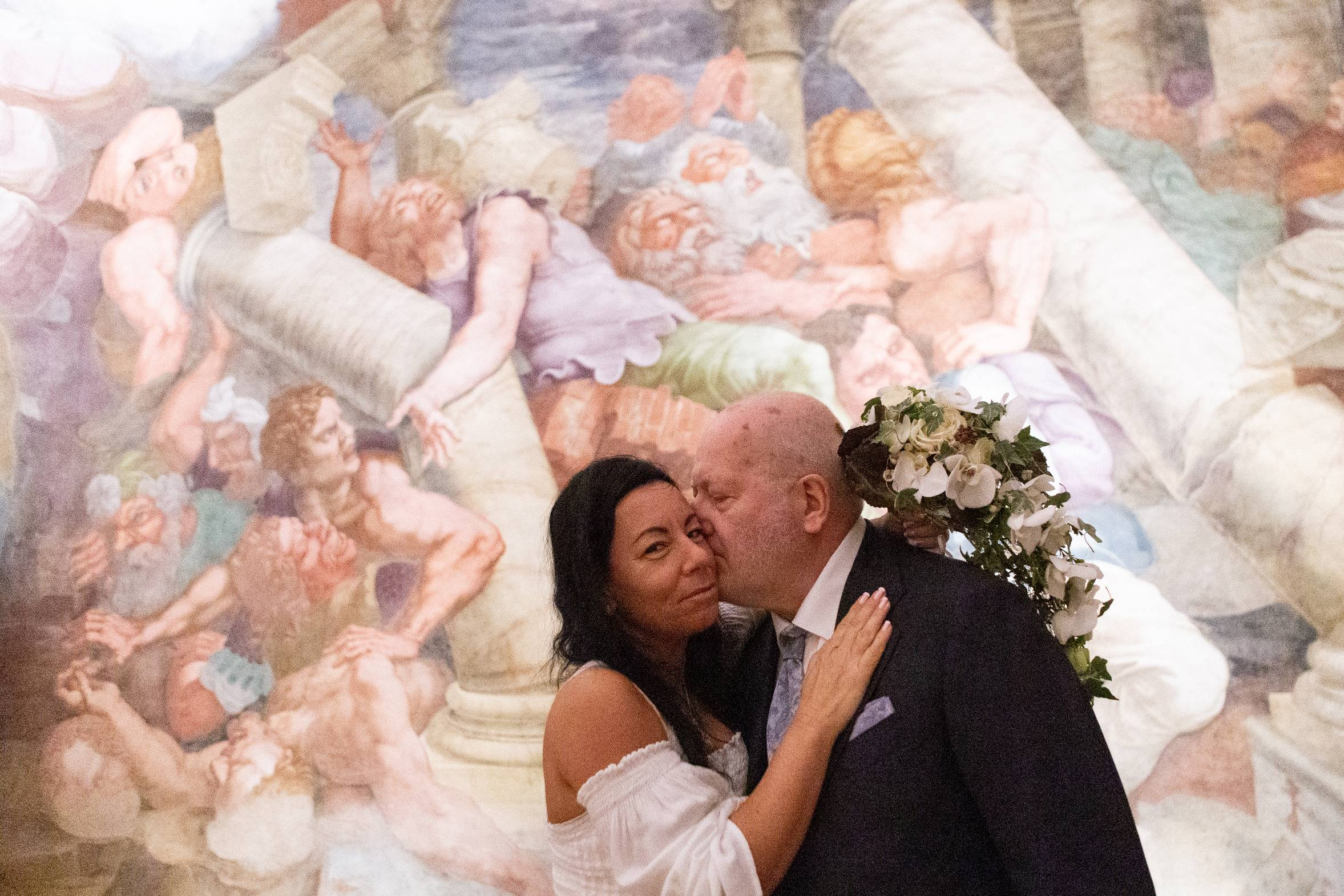 matrimonio boutique | mantova | palazzo te | rhamely | fotografa