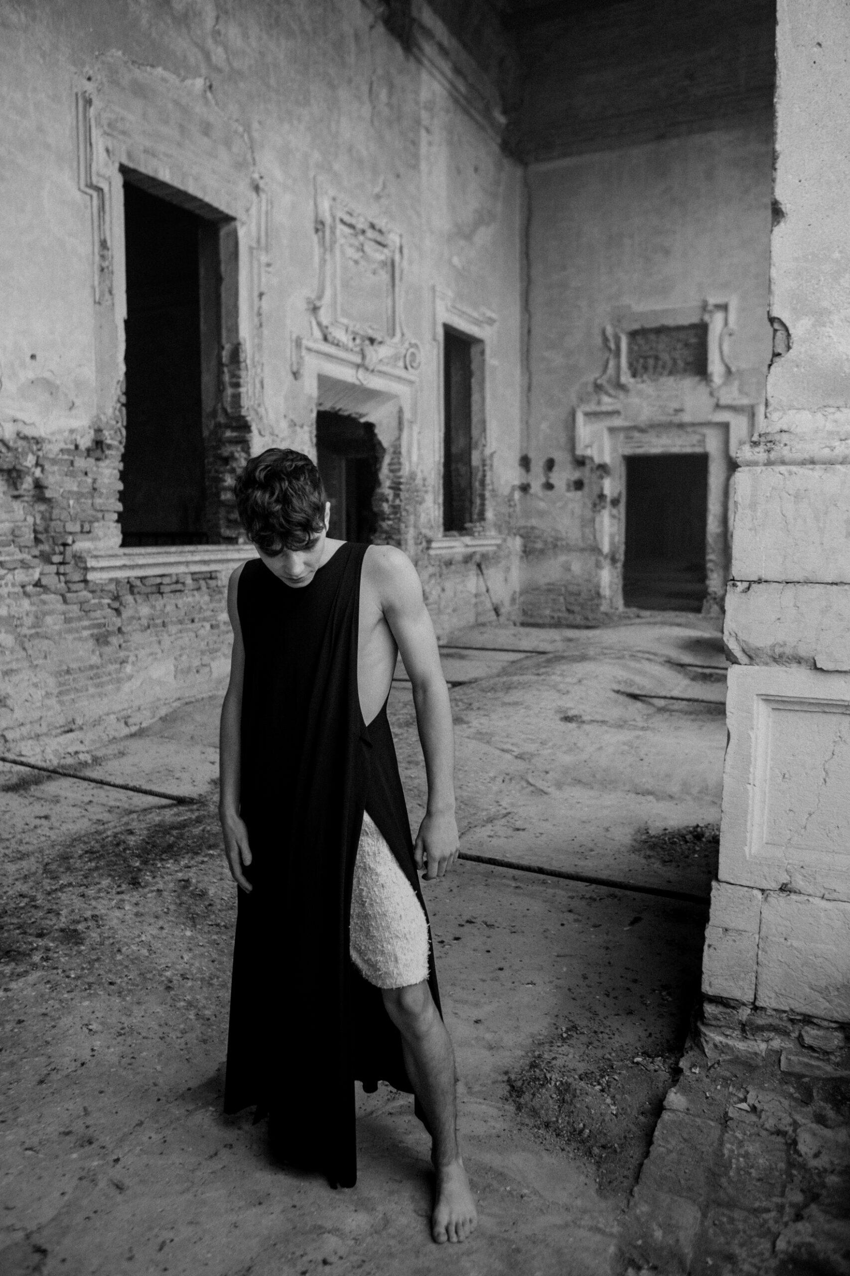 magazine | rhamely | fotografia moda | editoriale | villa la favorita